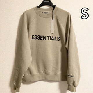 Essential - 超美品ssense購入【S】FOG ESSENTIALS スウェット トレーナー