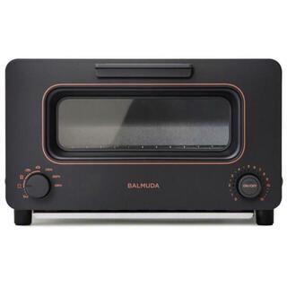 バルミューダ(BALMUDA)のBALMUDA The Toaster K05A-BK (新品未使用)(調理機器)