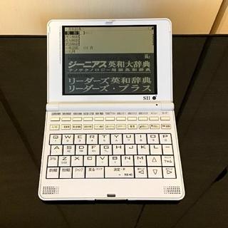 セイコー(SEIKO)のSII (セイコー)電子辞書 SL900X(その他)