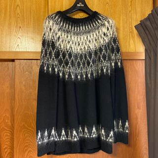 LAD MUSICIAN - LAD MUSICIAN crew neck pullover knit