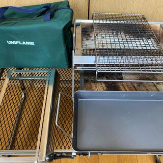 ユニフレーム(UNIFLAME)のUNIFLAME ユニセラTG 廃盤 未使用品 サイドセラミック(調理器具)