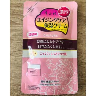 チフレケショウヒン(ちふれ化粧品)のちふれ 濃厚エイジングケア保湿クリーム詰替54g(乳液/ミルク)