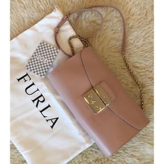 Furla - 【新品未使用】FURLA フルラ ショルダーバッグ レディース ピンクベージュ