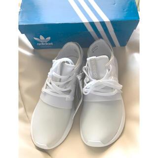 adidas - 【新品】adidasスニーカー ホワイト 23.5センチ
