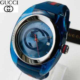 Gucci - 【再入荷】定価5.8万 GUCCI SYNC XXL腕時計 新品 メンズ男性