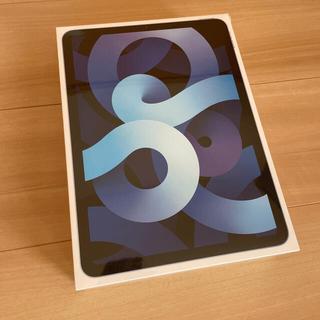 iPad - 【新品未開封】iPad Air4 Wi-Fi 64GB ブルー