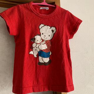familiar - ヴィンテージ加工 Tシャツ