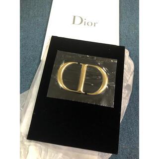 Dior - 未使用 ディオール 折り畳み ミラー 携帯 鏡 値下げ