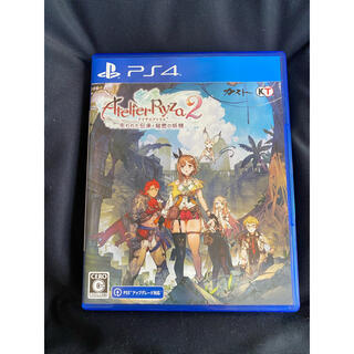 PlayStation4 - ライザのアトリエ2 ~失われた伝承と秘密の妖精~ PS4