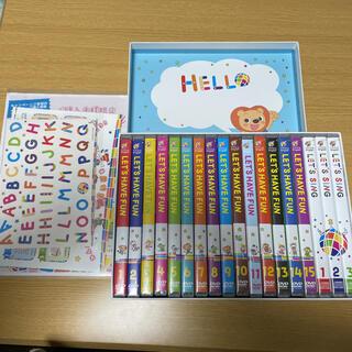 ミライコイングリッシュ DVD BOX