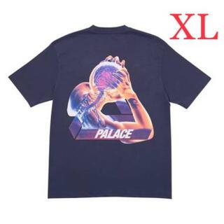シュプリーム(Supreme)のXLサイズ palace tri gaine tee パレス Tシャツ(Tシャツ/カットソー(半袖/袖なし))