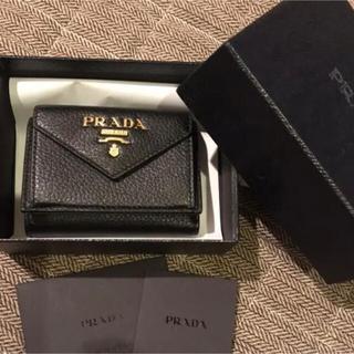 PRADA - プラダミニ財布