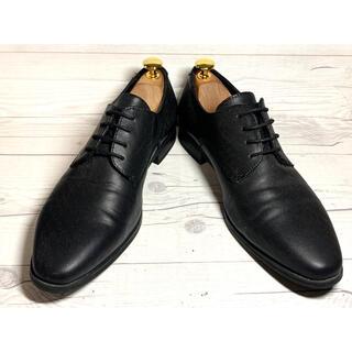 ザラ(ZARA)のZARA MAN 40 24.5cm 革靴 黒(ドレス/ビジネス)