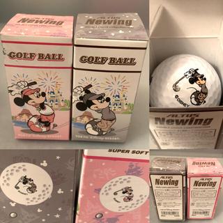 ディズニー(Disney)のTDR⭐️ミッキー&ミニー❤️ゴルフボールセット❣️ディズニー⭐️(その他)