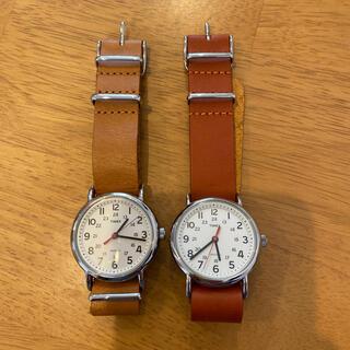 タイメックス(TIMEX)のtimex 腕時計 2個セット(腕時計(アナログ))