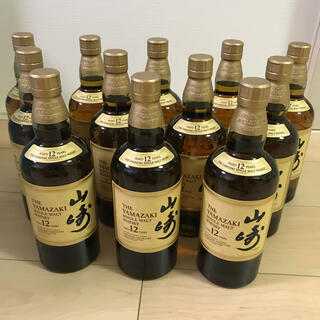 サントリー - 【未開封】山崎12年 12本セット