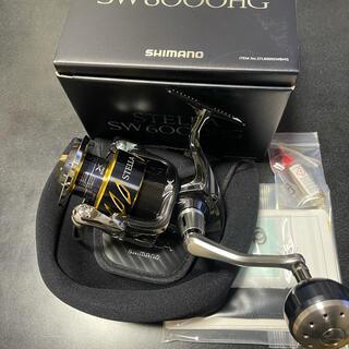 シマノ 13 ステラSW6000HG 未使用