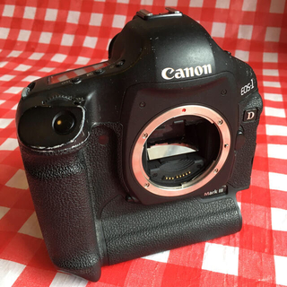 Canon - キャノン デジタル一眼レフ EOS-1D Mark Ⅲ(動作未確認)