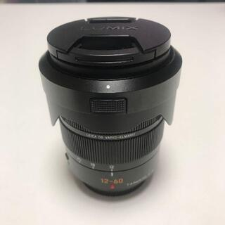 Panasonic - Panasonic ELMARIT 12-60mm F2.8-4.0