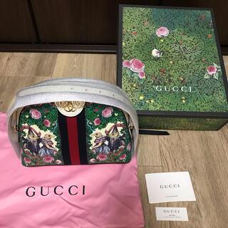 Gucci - GUCCI ヒグチユウコ ショルダーバック 日本限定