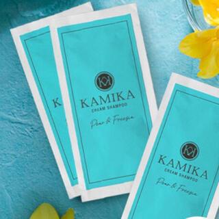 KAMIKA カミカシャンプー 洋梨&フリージアの香り
