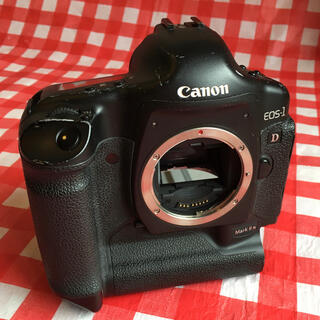 Canon - キャノン デジタル一眼レフ EOS-1D Mark Ⅱ N(動作未確認)