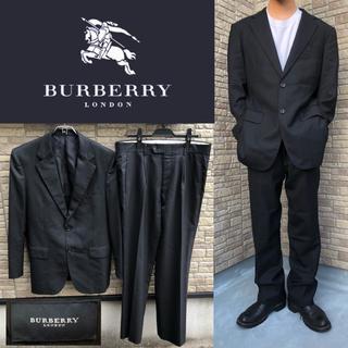 バーバリー(BURBERRY)のBURBERRY LONDON バーバリー スーツ セットアップ 古着 菅田将暉(セットアップ)