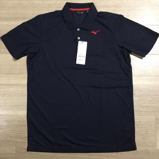 MIZUNO - 新品 ミズノ ゴルフウェア 半袖シャツ L メッシュ 定価6490円 安売り