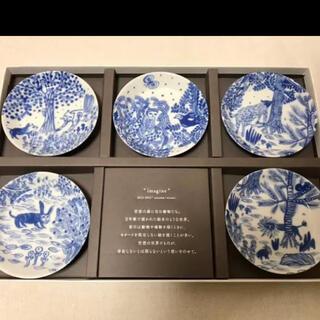mina perhonen - ミナペルホネン 豆皿 セット