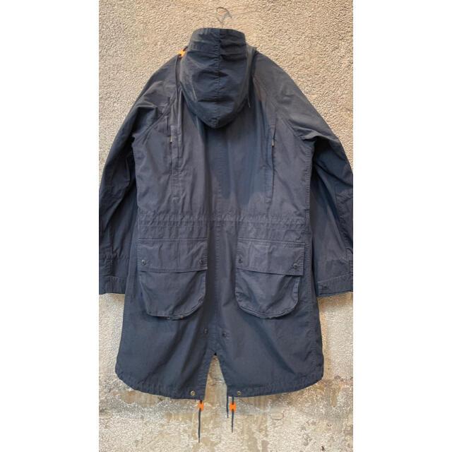 Barbour(バーブァー)のBarbour × Engineered Garments バブアー ガーメンツ メンズのジャケット/アウター(モッズコート)の商品写真