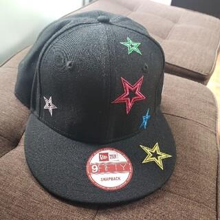ヨコハマディーエヌエーベイスターズ(横浜DeNAベイスターズ)のベイスターズ NEW ERA CAP(応援グッズ)