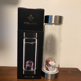 【新品・未使用】ヴィタジュウェル VITAJUWEL フィットネス 500ml(エクササイズ用品)