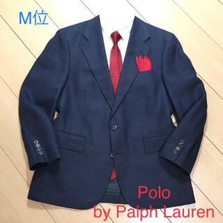 POLO RALPH LAUREN - 美品★ラルフローレン×上質リネンネイビーテーラードジャケット 春夏 A689