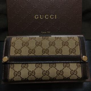 Gucci -  ご奉仕セール価格🍀GUCCI長財布GG柄