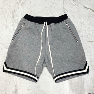 FEAR OF GOD - fear of god Heather Grey Shorts  M