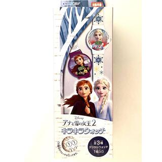 アナトユキノジョオウ(アナと雪の女王)の☆新品 ①アナと雪の女王 2 子供用 腕時計 キラキラデジタルウォッチ(腕時計)