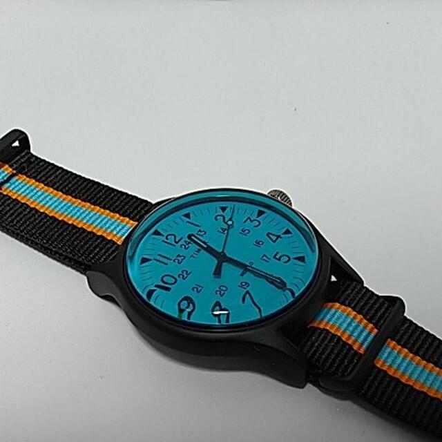 TIMEX(タイメックス)の日本未発売 TIMEX タイメックス アルミニウム カリフォルニア  メンズの時計(腕時計(アナログ))の商品写真