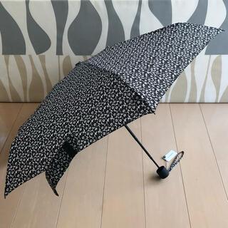 marimekko - 新品 marimekko 折り畳み傘  UNIKKO ウニッコ ブラック