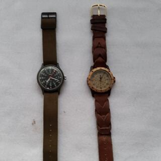 タイメックス(TIMEX)のTIMEXキャンパー、サファリ(腕時計(アナログ))