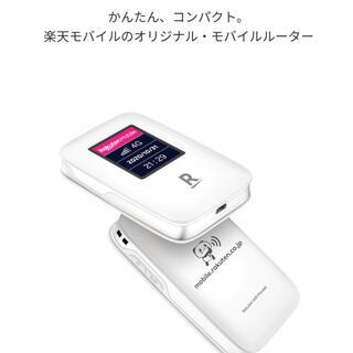 Rakuten - 送料無料 楽天モバイル Pocket WiFi モバイルルータ ポケットwifi