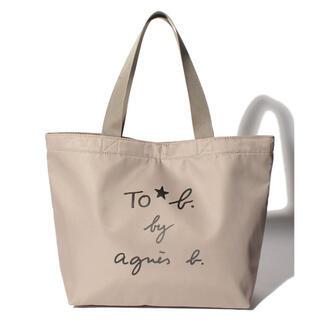 agnes b. - agnis b. To★b by agnis b.  トートバッグ