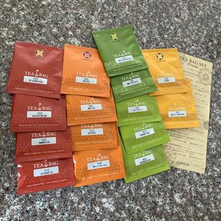 ルピシア(LUPICIA)のルピシア 福袋 ティーバックセット15袋 +おまけ(茶)