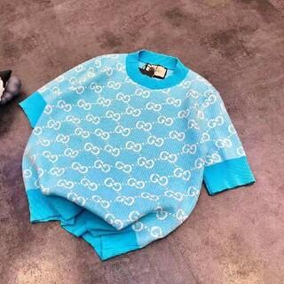 Gucci - GUCCI セーター半袖 #24