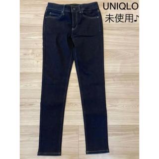UNIQLO - ③未使用 UNIQLO スキニーフィット デニム ジーンズ インディゴ 25