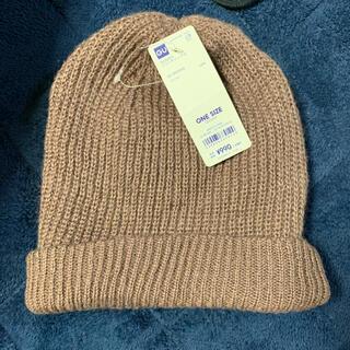 ジーユー(GU)のGU 大型店限定 ニットキャップ(ニット帽/ビーニー)
