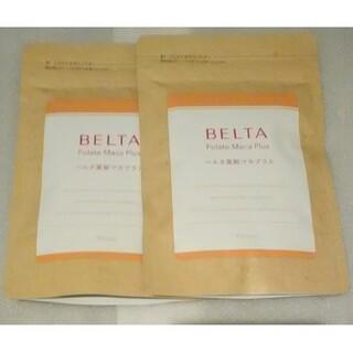 ベルタ葉酸マカプラス 2袋