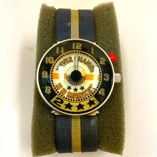 ハリウッドランチマーケット(HOLLYWOOD RANCH MARKET)のハリウッドランチマーケット ネオン ウォッチ 2000年モデル 腕 時計(腕時計(アナログ))
