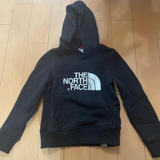 THE NORTH FACE - ザノースフェース キッズ xsサイズ 美品 ブラック
