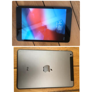 Apple - iPad mini2 16GB SIMフリー 本体 ケース付き