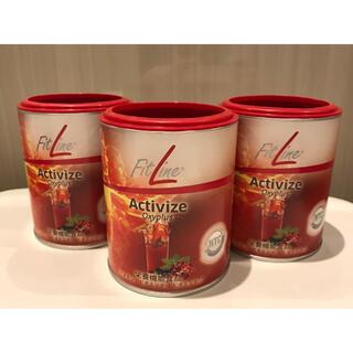 直購入禁止★Fitline アクティヴァイズ 3缶 フィットライン
